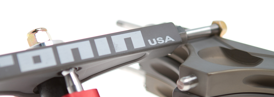 HAND ASSEMBLED: 100% MADE IN THE USA